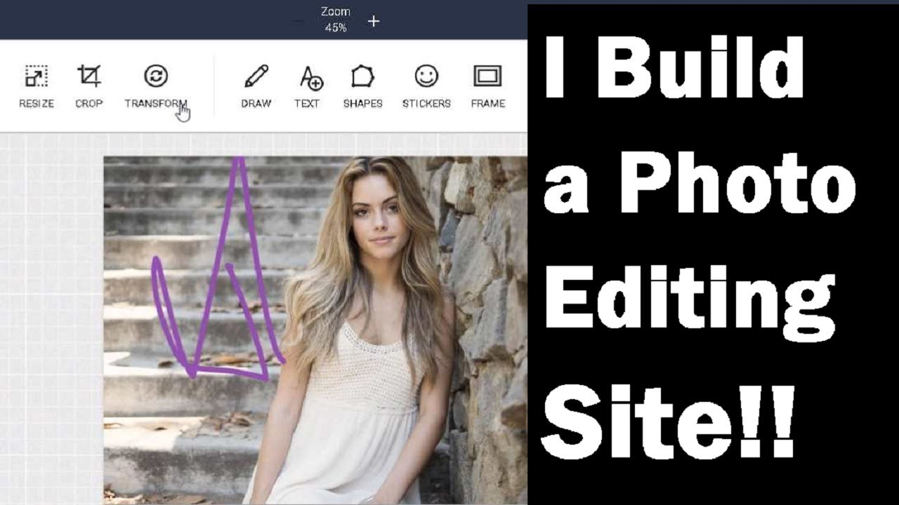Build Your Own Photo Editing Website - Pixie Image Editor Review & Setup Tutorial