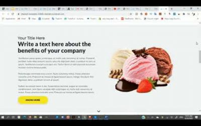 Do It Yourself – Tutorials – Builderall Tutorial How To Create A website | Builderall affiliate program |  Part # 3