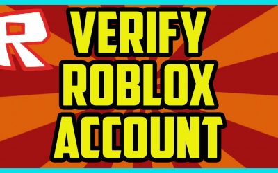 Do It Yourself – Tutorials – HOW TO VERIFY YOUR ROBLOX ACCOUNT 2017 (EASY) – How To verify Your Roblox Email Address