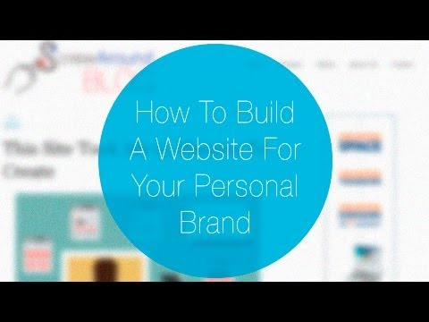 How To Build Your Own Website in Less Than 15 Minutes