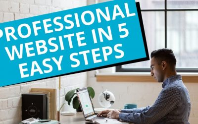 Do It Yourself – Tutorials – How to Best Create A Business Website To Win More Clients (Beginners Tutorial)