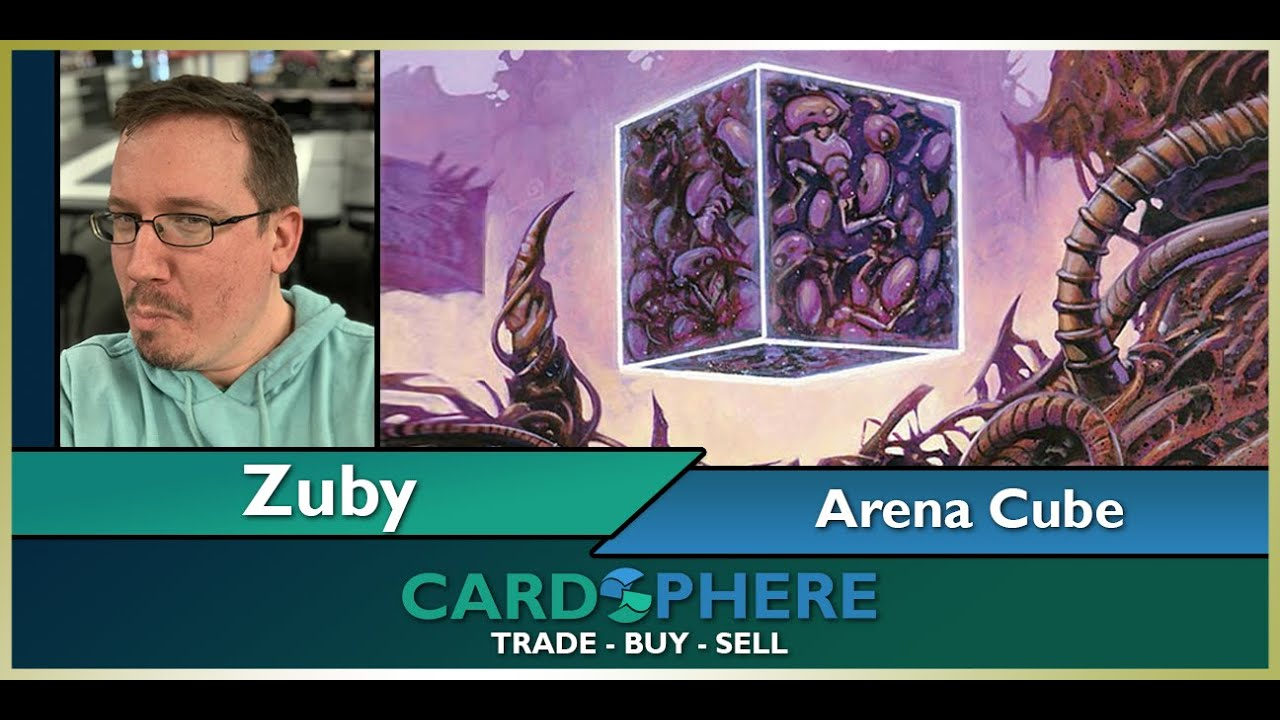How to Build and Play your OWN Cube in Magic Arena