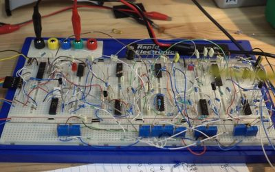 Do It Yourself – Tutorials – Introducing the RH-1 DIY Analog Synthesizer