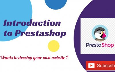 Do It Yourself – Tutorials – Introduction to Prestashop | How to build your own website using Prestashop