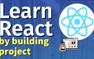 Do It Yourself – Tutorials – ReactJS Frontend Web Development | Learn By Building Projects (including Hooks, React Router, Redux)