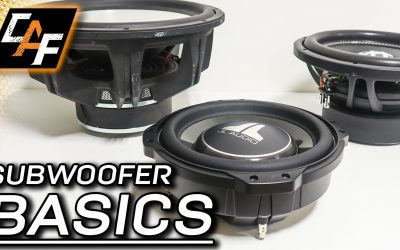 Do It Yourself – Tutorials – Subwoofer size, voice coils, wiring, matching amp EXPLAINED! Car Audio Subwoofer Basics