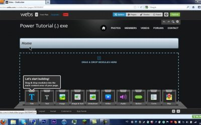 Do It Yourself – Tutorials – Tutorial: How to make your own website