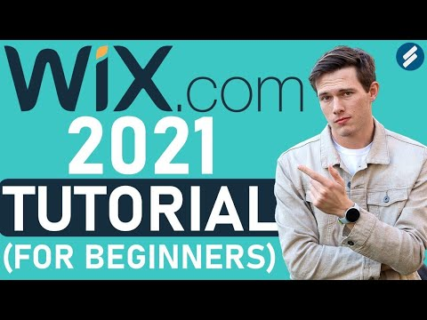 Wix Tutorials For Beginners (2021) Create a Professional Website For Your Business | Wix.com