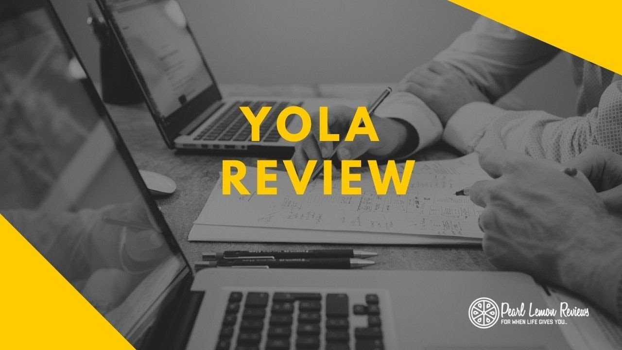 Yola Review | How To Build A Website With Yola