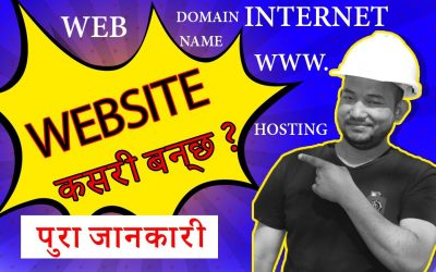 Do It Yourself – Tutorials – how to make website – how to make website from nepal? website making details in nepali
