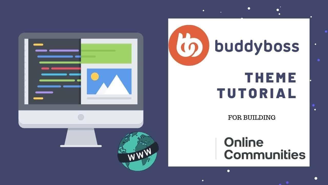 BUDDYBOSS THEME TUTORIAL - Using buddypress style theme to build your  Wordpress online community.