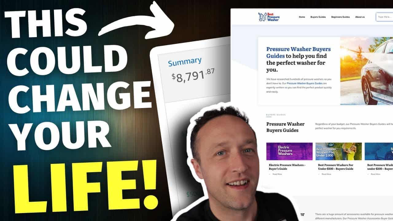 Make an AFFILIATE MARKETING WEBSITE 2021 with WordPress & Thrive - BEGINNERS TUTORIAL