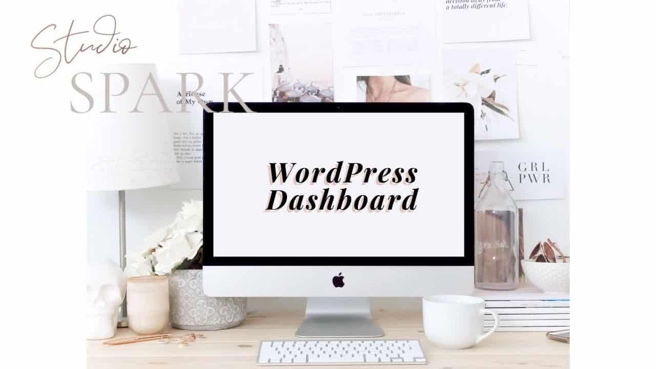 The WordPress Dashboard | WordPress Tutorial
