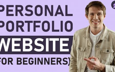 Do It Yourself – Tutorials – How to Make a Personal Portfolio | Online Portfolio Quick Tutorial