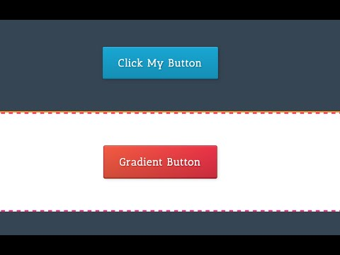 100% CSS Lickable 3D Buttons Using Box-Shadow & Linear-Gradient