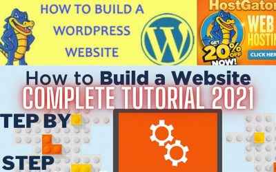 Do It Yourself – Tutorials – How To Make A WordPress Website 2021 – How To Make A WordPress Website For Beginners (Updated 2021)