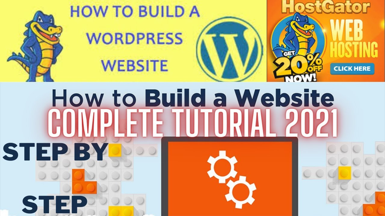 How To Make A Wordpress Website 2021 - How To Make A Wordpress Website For Beginners (Updated 2021)