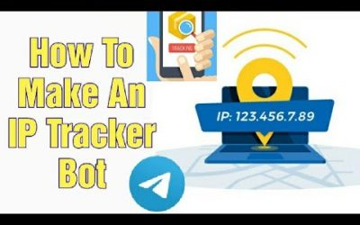Do It Yourself – Tutorials – How To Make Your Own IP Tracker Bot In Telegram | Updated In 2021 | Easy Full Tutorial