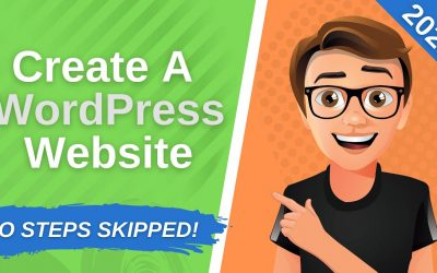 Do It Yourself – Tutorials – How To Create A WordPress Website 2021 [WordPress Website Tutorial 2021]