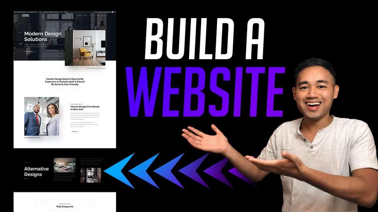 How to Make a Wordpress Website for Beginners - Hostinger Tutorial