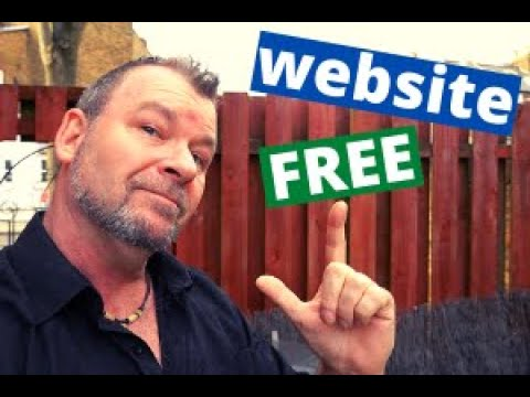 How to create an affiliate website FREE with WordPress 2021