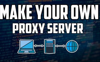 Do It Yourself – Tutorials – How To Make Your Own Proxy Server For Free