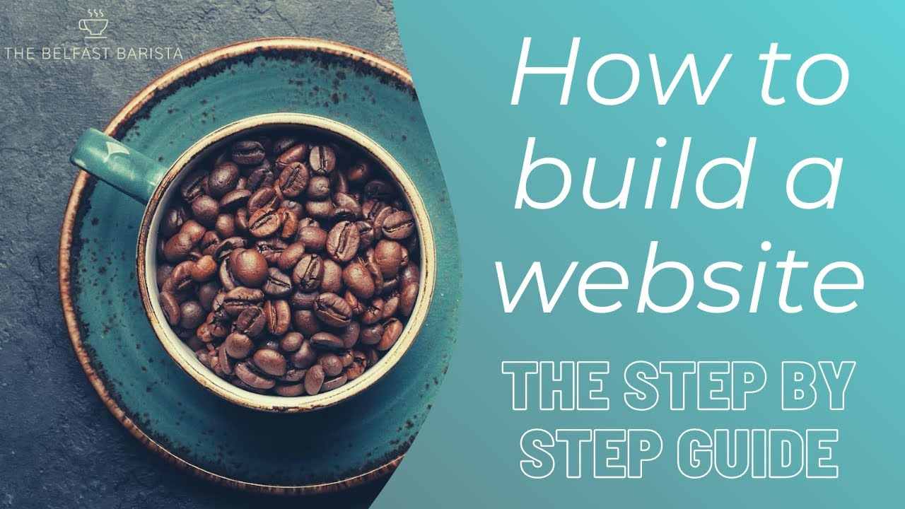How to Build a Website - Complete Tutorial for Beginners