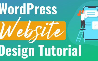 Do It Yourself – Tutorials – How to Make a Website Design That Turn Visitors Into Leads (WordPress Tutorial For Beginners)