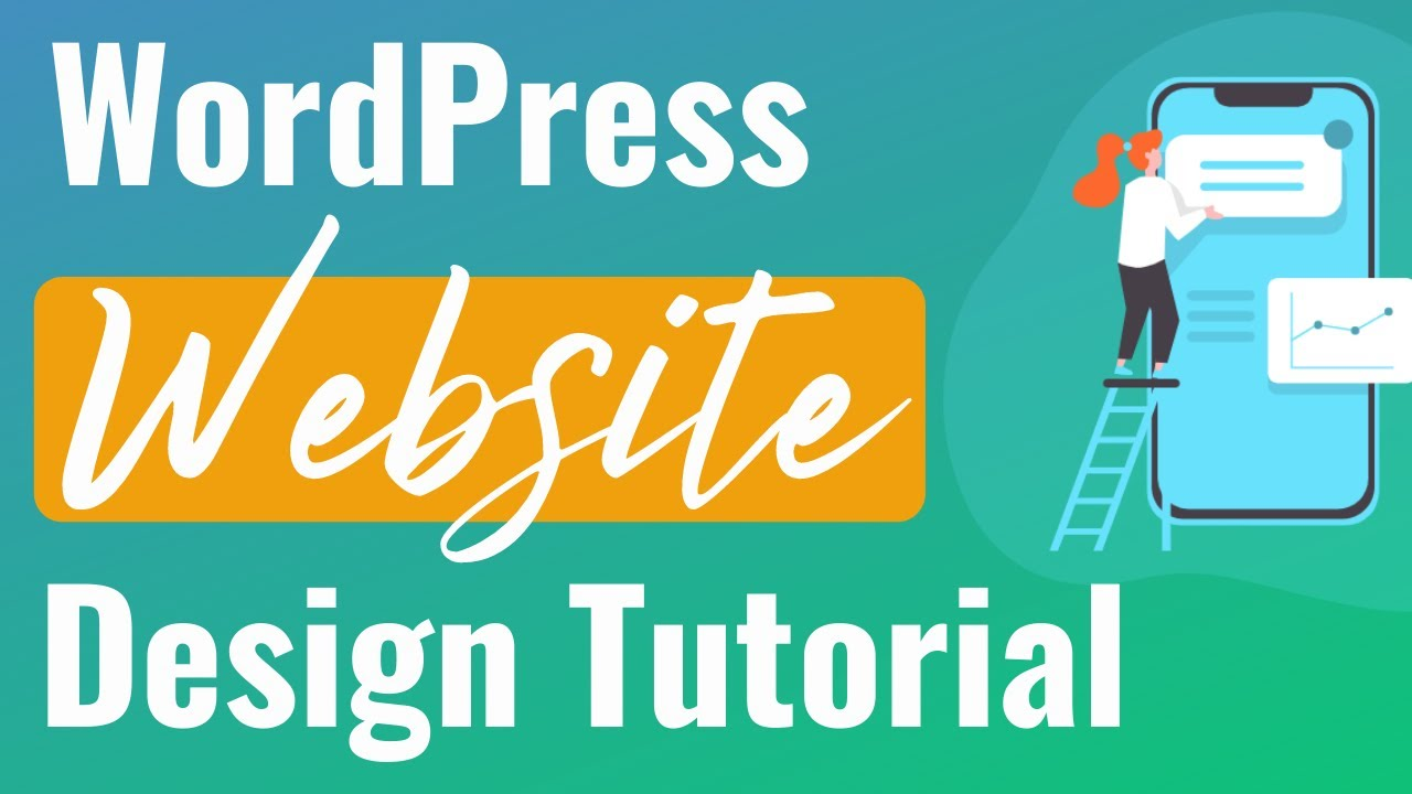 How to Make a Website Design That Turn Visitors Into Leads (WordPress Tutorial For Beginners)