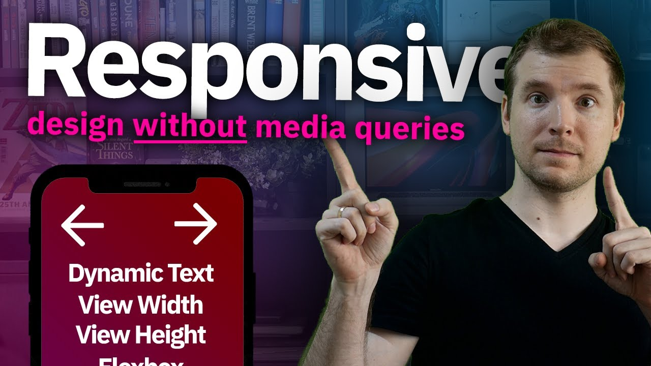 Responsive Web Design Without Media Queries