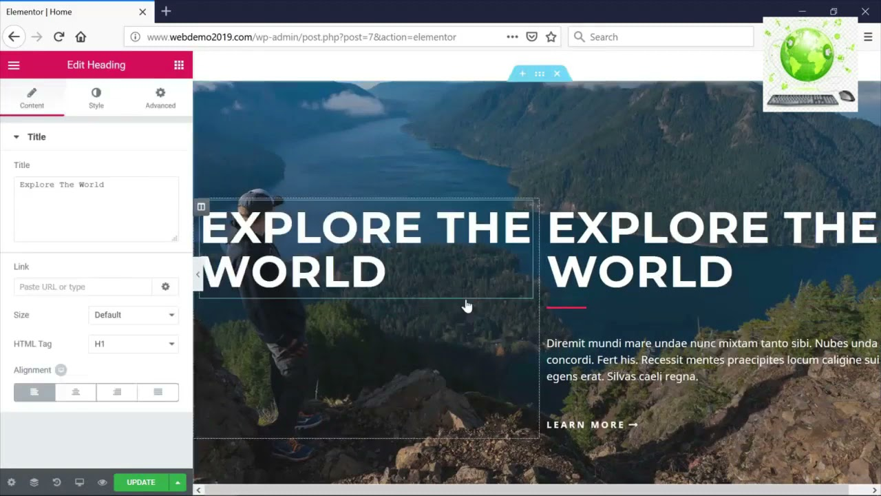 Create Your own Website without hiring any expert ( 5 ) | WordPress tutorial | Computer World