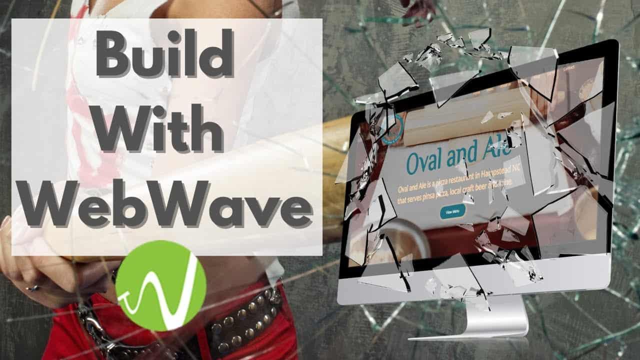 Build A Restaurant Website With WebWave [Webwave Demo]