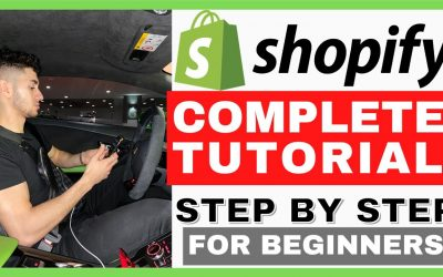 Do It Yourself – Tutorials – COMPLETE Shopify Tutorial For Beginners 2021 – How To Create A Branded Shopify Store From Scratch