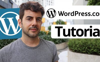 Do It Yourself – Tutorials – Create a FREE Website with WordPress.com – Complete Tutorial