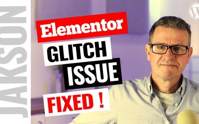 Do It Yourself – Tutorials – Elementor Flicker Glitch – How To Fix a Flash of Unstyled Content (FOUC)- WordPress Tutorial 2021