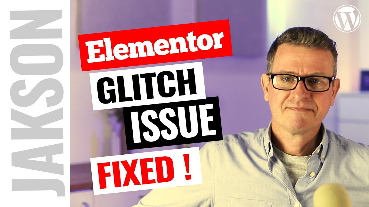 Elementor Flicker Glitch - How To Fix a Flash of Unstyled Content (FOUC)- WordPress Tutorial 2021