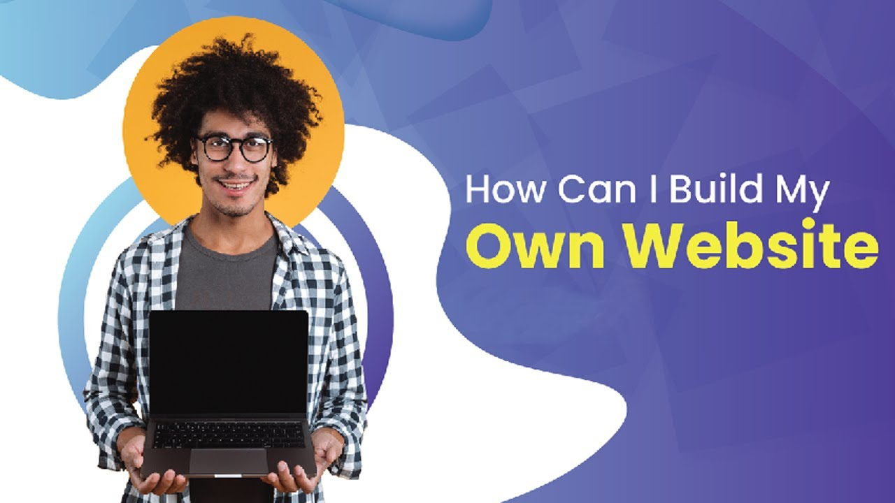 How Can I Build My Own Website | Bluehost WordPress Tutorial