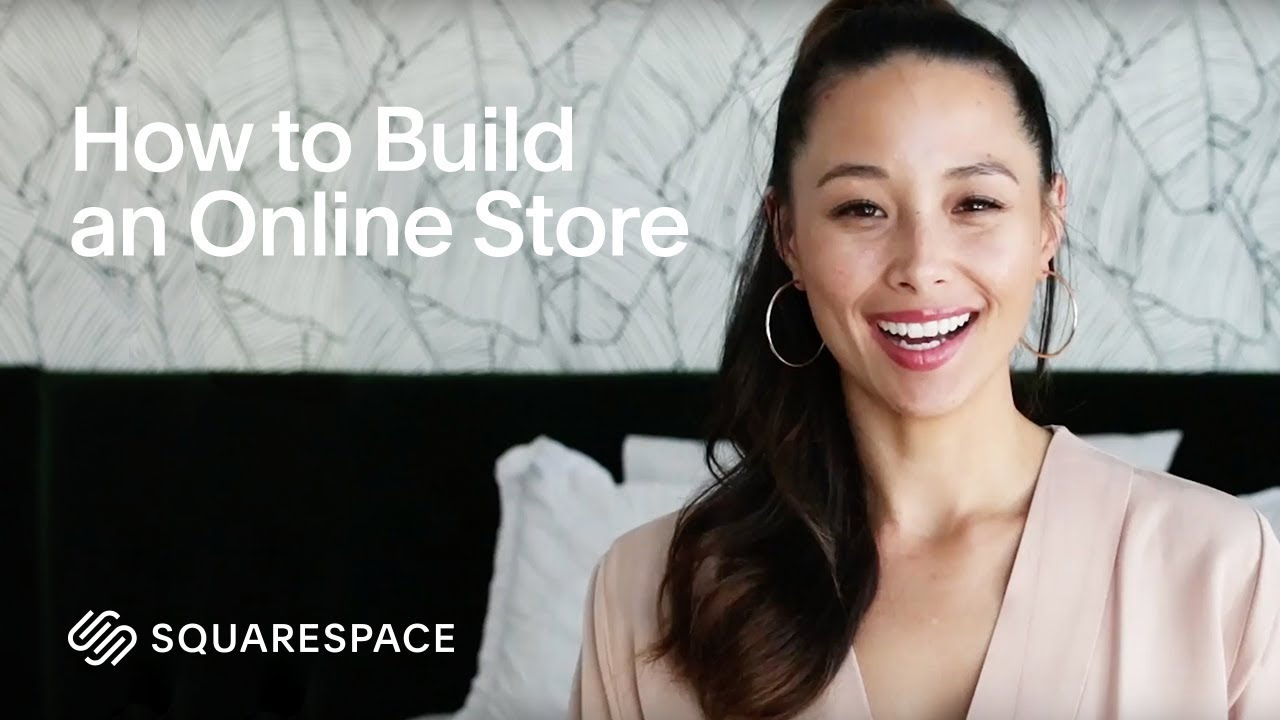 How To Build an Online Store in 10 Steps with Aja Dang | Squarespace 7.0 Tutorial