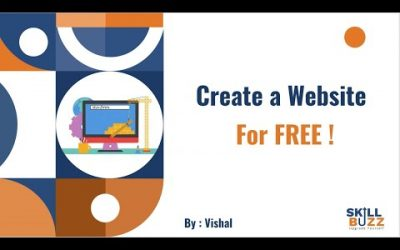Do It Yourself – Tutorials – How can you create website for free? Make your website for blogging, startup | WordPress tutorial