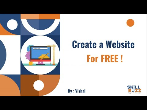How can you create website for free? Make your website for blogging, startup | WordPress tutorial