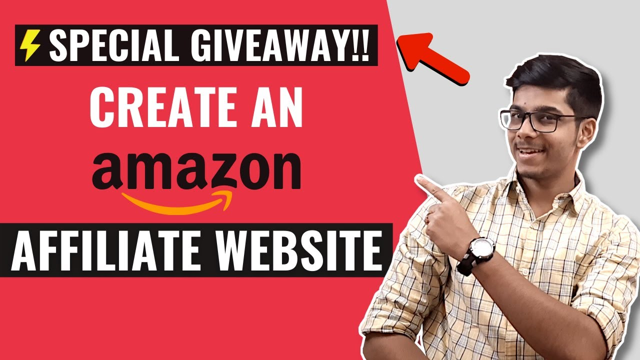 How to Create AMAZON AFFILIATE Website (Step by Step Tutorial) | D Entrepreneur Tamil