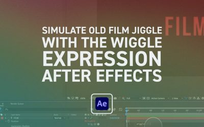 Do It Yourself – Tutorials – How to Create Old Film Wiggling/Twitching in After Effects