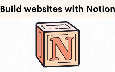Do It Yourself – Tutorials – How to use Notion to build your website | Fruition tutorial