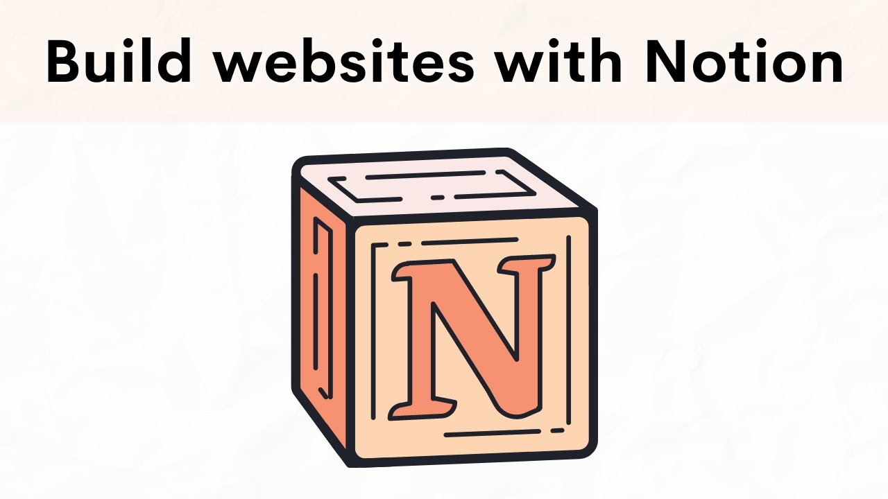 How to use Notion to build your website | Fruition tutorial