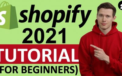 Do It Yourself – Tutorials – Shopify Tutorial 2021 (for Beginners) – Create A Professional Online Store w/ No Coding