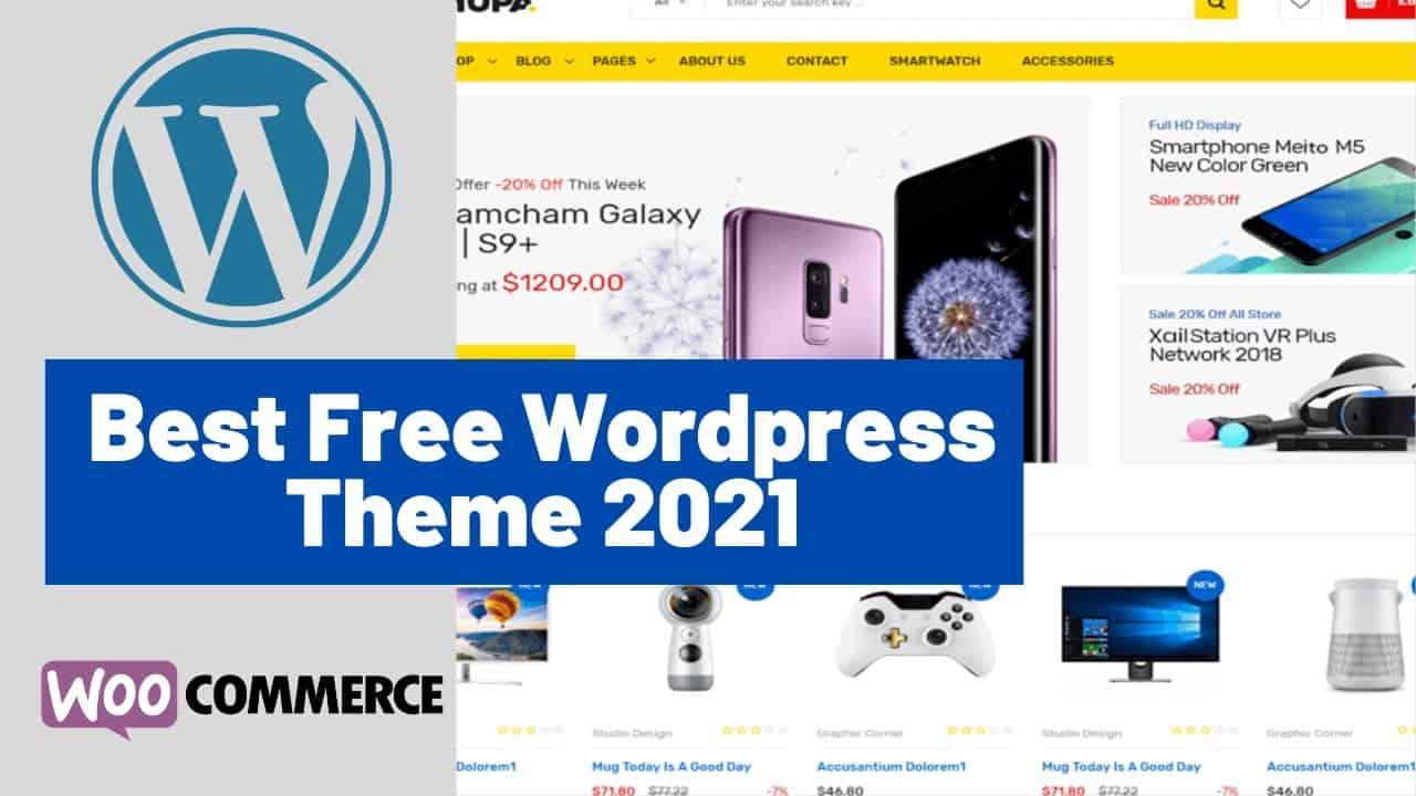 Best free wordpress themes 2021 | wordpress bangla tutorial