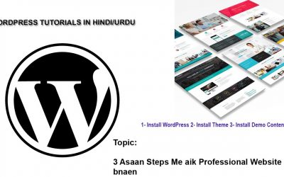 WordPress For Beginners – How to Develop a Professional WordPress Website in Just 30 Minutes?A Complete WordPress Tutorial!
