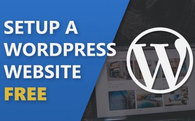 WordPress For Beginners – How to Use WordPress for FREE in Your Computer – Learn WordPress using XAMPP