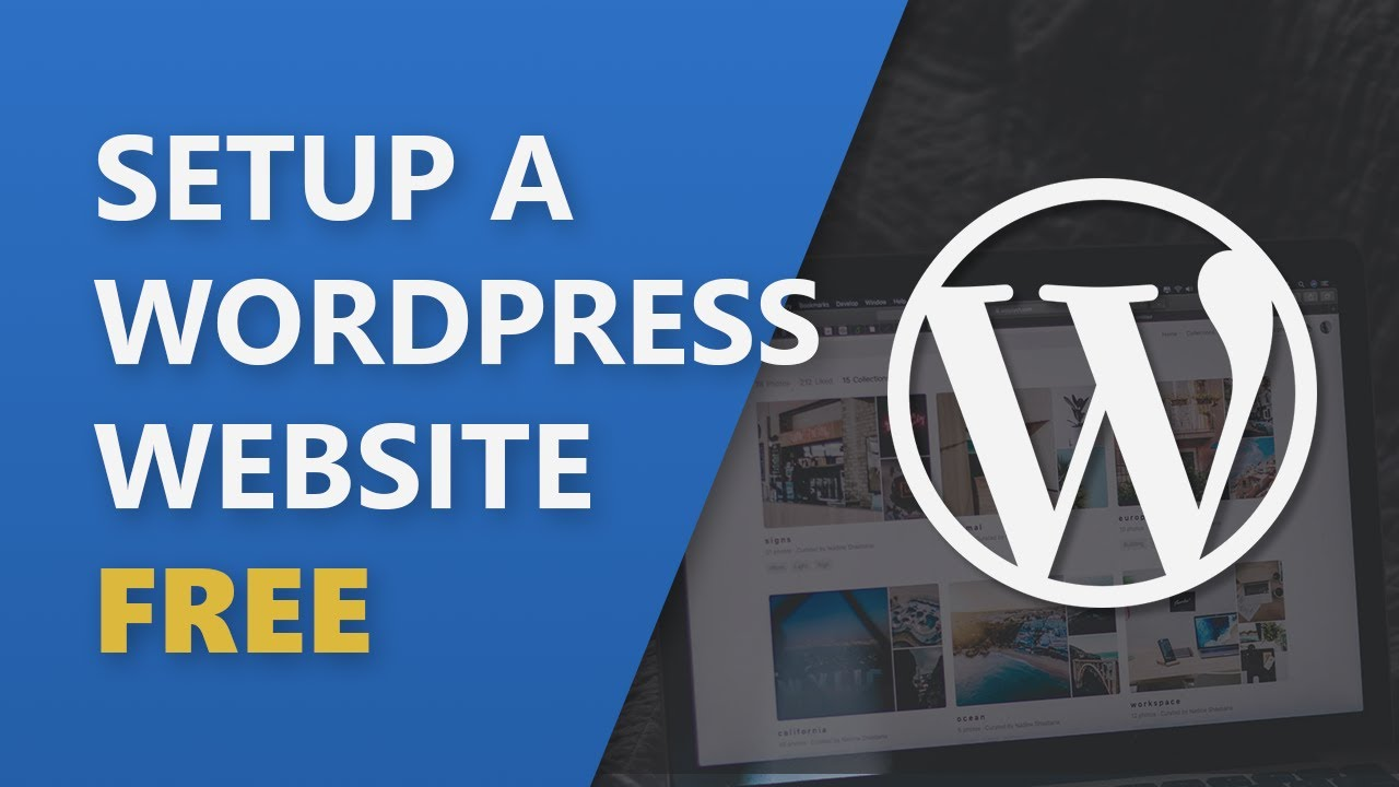 How to Use Wordpress for FREE in Your Computer - Learn Wordpress using XAMPP