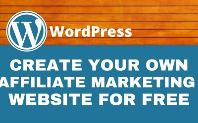 WordPress For Beginners – Learn How to Create an Affiliate Marketing Website in WordPress [2021] | COMPLETE TUTORIAL